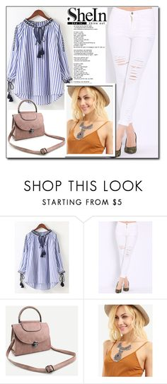 """""""SheInSide III/3"""" by ruza66-c ❤ liked on Polyvore featuring Sheinside and shein"""
