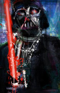 Darth Vader (Star Wars Collection) by j2Artist on deviantART