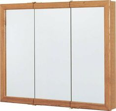 """36"""" Oak Medic Cabinet by Rsi Home Products Sales Inc. $86.45. 36"""" Oak Medic Cabinet"""