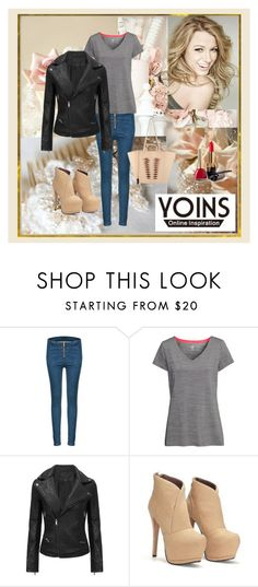"""""""Yoins2"""" by aida-1999 ❤ liked on Polyvore featuring мода, H&M и Jérôme Dreyfuss"""