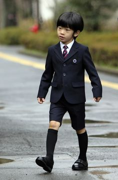 Prince Hisahito Heading To Elementary School Is Your Daily Dose Of Cute (PHOTOS)
