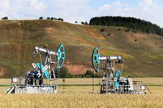 Oil And Gas, Life Cycles, Wind Turbine