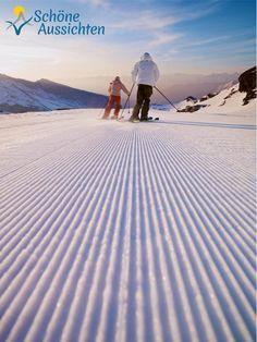 Skifahrer in Laax  Weitere Impressionen gibt es hier:  http://www.schoene-aussichten.travel/aktivitaet/winter/aktiv/skivergnuegen/     © graubuenden ferien