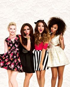 I love little mix so much!! They are the best girl band ever!!!!!<3