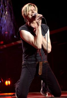 David Bowie - Reality tour - 2003-was there and loved every moment!!!