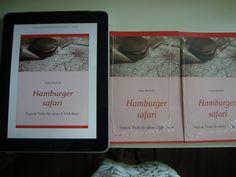Mein erstes #Buch #Hamburgersafari #reise #usa
