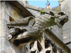 Gargouilles et chimères