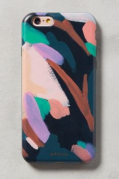 Brushwork iPhone 6 Case #anthrofave #anthroregistry