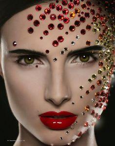 CARNAVAL - 20 ideias de maquiagem