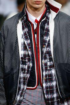 Moncler Gamme Bleu   Spring 2015 Menswear Collection   Style.com