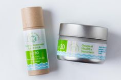 Butterbean Organics Sunscreen
