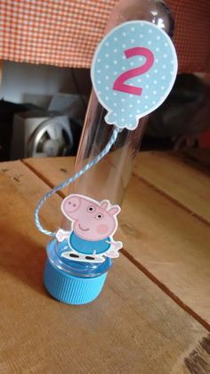Party birthday peppa pig 31 Ideas for 2019 Fiestas Peppa Pig, Cumple Peppa Pig, Birthday Party For Teens, 2nd Birthday, Cumple George Pig, George Pig Party, Aniversario Peppa Pig, Pig Crafts, Party Activities