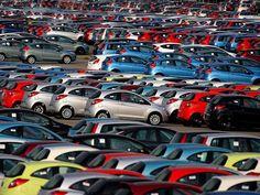 Регионы ЦФО попали в топ-50 по продаже новых автомобилей