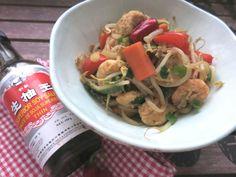 Hier das Rezept zu meiner Shirataki-Erfahrung… 2 Portionen 1 rote Paprika in…