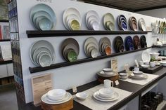 contemporary ceramic store interior - Google Search