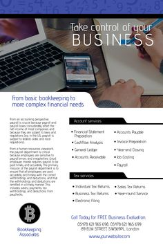 54 best small business flyer templates images on pinterest copy of bookkeeping associates flyer find this pin and more on small business flyer templates accmission Images