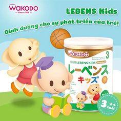 Nên hay không lựa chọn sữa Wakodo Lebens Kid cho bé ? ~ Sức khỏe gia đình 365 ngày