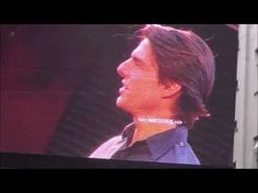 a video of the superstar hollywood actor when he attended the premiere of the movie KNIGHT AND DAY on may 2009 in london uk. what a pleasant dude lol Hollywood Actor, Tom Cruise, Street Photography, Superstar, Toms, London, Movies, Films, Cinema