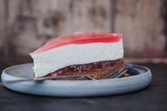 Agar, No Bake Cake, Panna Cotta, Cheesecake, Good Food, Den, Healthy Recipes, Snacks, Ethnic Recipes