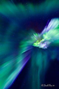 Aurora Borealis, Frank Olsen, Tromsø by Frank Olsen, via Flickr
