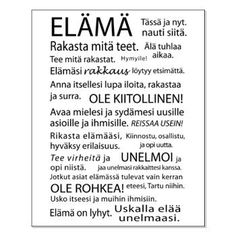 Finnish Words, Finnish Language, Introvert, Live Life, Good To Know, Wise Words, Psychology, Poems, Inspirational Quotes