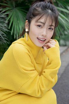 小柴風花 Japanese Beauty, Japanese Girl, Asian Beauty, Asian Woman, Asian Girl, Beautiful Smile, Beautiful Women, Pretty Girls, Cute Girls