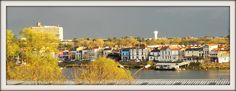 Le village de Trentemoult Photo de Dani de Nantes via Picassa