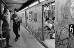 Атмосфера старого Нью-Йорка | VIVACITY — Граффити и Cтрит арт