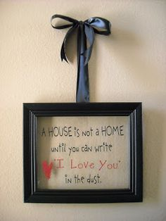 Vinyl Lettering by Susie: Glass frames