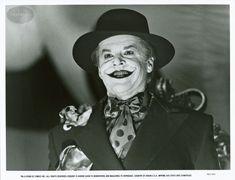 Batman- The 1989 Film: Special Feature: 1989 Batman Press Kit & Publicity Photos Joker Nicholson, Jack Nicholson, Joker Villain, Crusader 2, Tim Burton Batman, Comic Book Villains, Requiem For A Dream, Watch The World Burn, Batman Poster