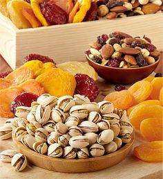 Mendocino Fruit & Nut Crate