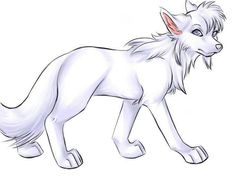 110 Best Anime Wolves Images Anime Animals Wolves Anime Wolf