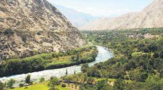 Lunahuana (Cañete – sud de Lima) est une terre généreuse qui nourrit des vergers et des vignobles s'étendant sur les deux rives de la rivière Cañete. Photo: elcomercio.pe