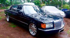Mercedes W126, Benz S, Vroom Vroom, Boss, Eagle, Track, Fantasy, Nice, Friends