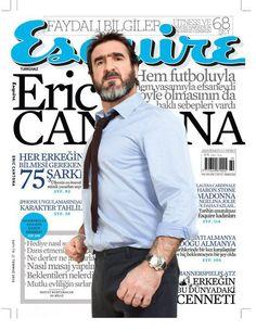 Eric Cantona, legend football player and soooo nice to look at!