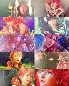 Vanille - Final Fantasy 13