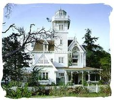 I just want the whole house from Practical Magic, lol!