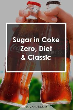 Coke is known to contain a whole lot of sugar. It is not new to anyone that this product takes almost first place in 'not-to-eat-when-diabetes'. #cokezero #calories #sugarincoke Easy Healthy Recipes, Healthy Food, Healthy Eating, How Much Sugar, Food Charts, Tasty, Yummy Food, Coke, Diabetes