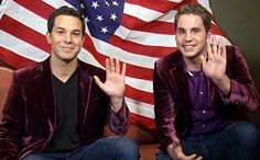 Pitch Perfect 2 stars Skylar Astin and Ben Platt sing a gorgeous a cappella rendition of