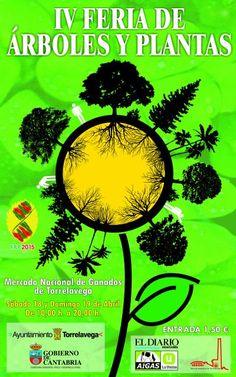 Feria de árboles y plantas - Turismo de Cantabria - Portal Oficial de Turismo de Cantabria - Cantabria - España