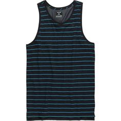 Hurley Dri-Fit Lagos Tank Top ($24) ❤ liked on Polyvore featuring men's fashion, men's clothing, men's shirts, men's tank tops, mens beach shirts, mens moisture wicking shirts, mens wicking shirts, hurley mens shirts and mens dri fit shirts