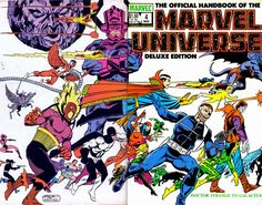 Making the Grade: Official Handbook of the Marvel Universe Deluxe Edition, Vol. 4