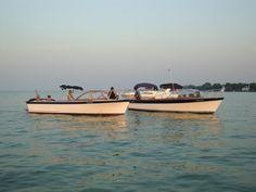 Woody Boating :) Lyman & Chris Craft