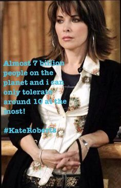 is kate roberts leaving days of our lives