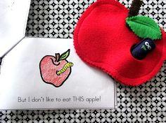 Felt Apple Craft