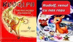Rudolf, renul cu nas roșu al lui Moș Crăciun Red Nose, Frosted Flakes, Reindeer, Blog, Blogging