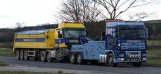 DAF 95XF SC Norscot Truck & Van