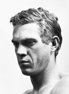formfollowsfunctionjournal:  McQueen missavagardner:  Steve McQueen photographed by Roy Schatt, 1956.