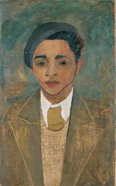 felix nussbaum | Felix Nussbaum (1904-1944) - Autoportrait à la ... | Art - Autoportra ...