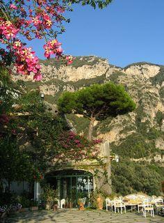 San Pietro di Positano hotel Italy